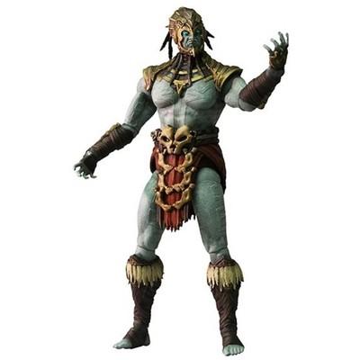 "Mezco Toyz Mortal Kombat X Series 2: Kotal Kahn 6"" Action Figure"