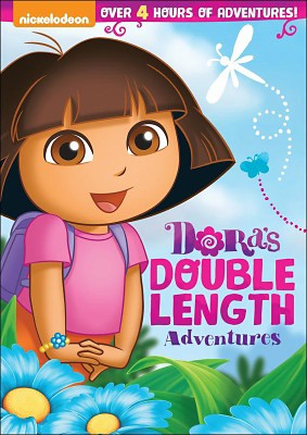 Dora the Explorer: Dora's Double Length Adventures (DVD)