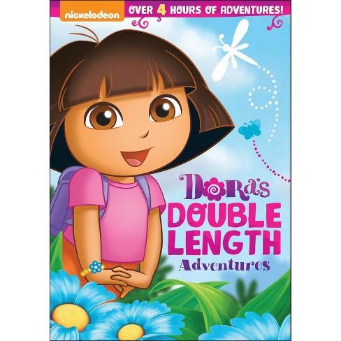Dora the Explorer: Dora's Double Length Adventures - image 1 of 1