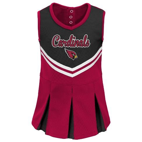 2584069a8 NFL Arizona Cardinals Infant  Toddler In The Spirit Cheer Set   Target