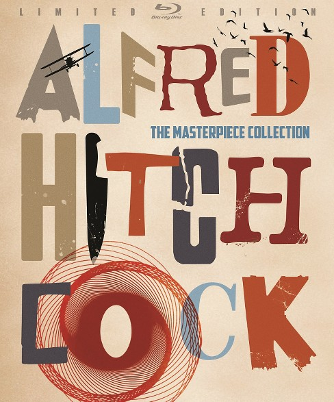 Alfred Hitchcock:Masterpiece Collecti (Blu-ray) - image 1 of 1