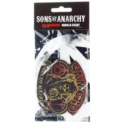Just Funky Sons of Anarchy SAMCRO Men of Mayhem Air Freshener