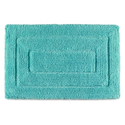 Kassatex Kassadesign Bright's Bath Rug - Caribbean Blue (24 x40 )