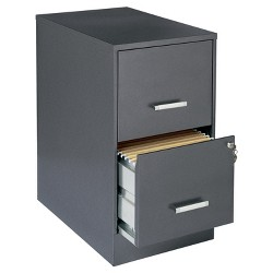 Office Designs File Cabinet 2 Drawer Letter size