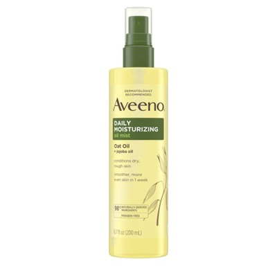 Aveeno Daily Moisturizing Oil Mist - 6.7 fl oz