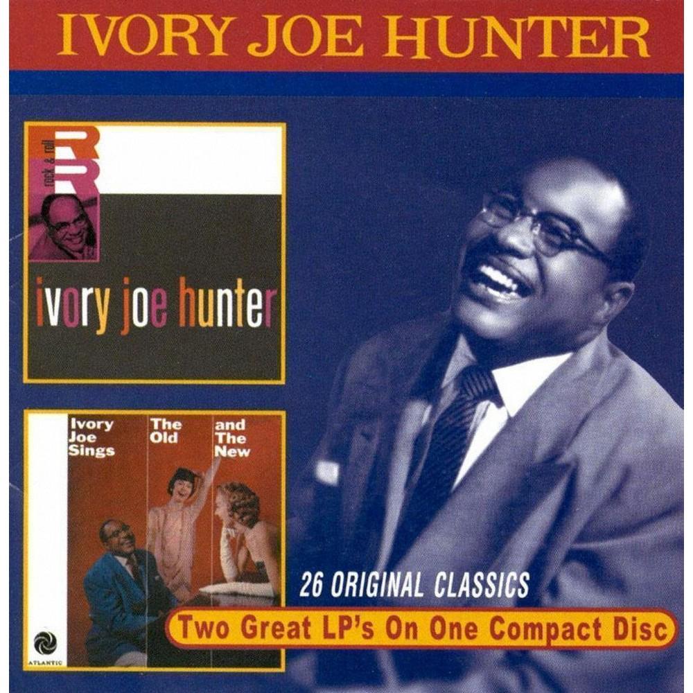 Ivory Joe Hunter - Ivory Joe Hunter:Ole And The New (CD)