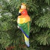 "Old World Christmas 4.75"" Sun Conure Ornament Vocal Lively - image 3 of 3"