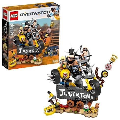 LEGO Overwatch Junkrat & Roadhog 75977 - image 1 of 4