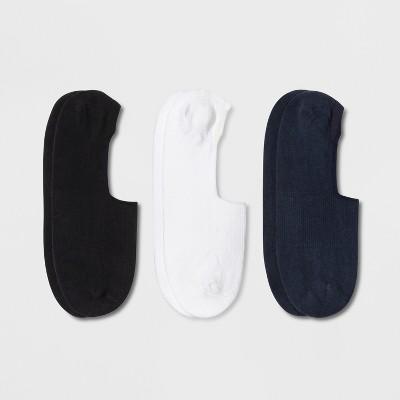 Men's 3pk Liner Socks - Goodfellow & Co™ 6-12