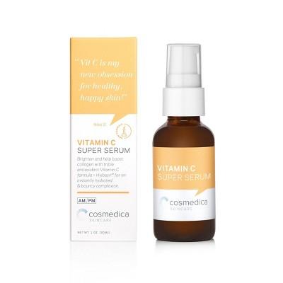 Cosmedica Skincare Vitamin C Super Serum - 1 fl oz