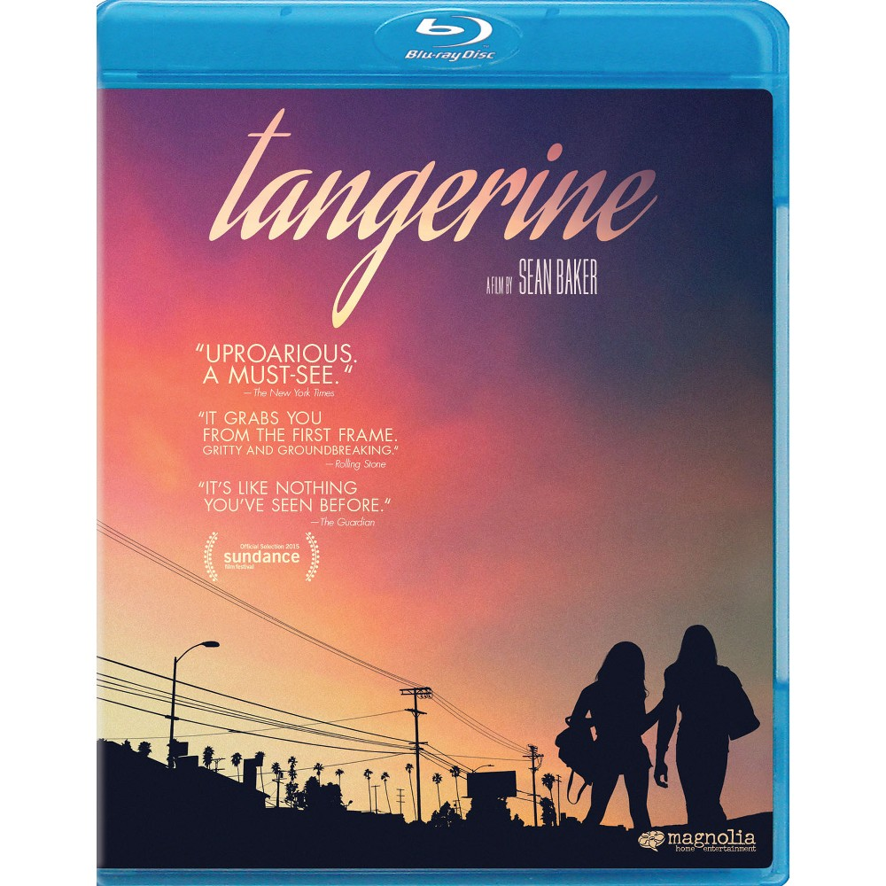 Tangerine (Blu-ray), Movies