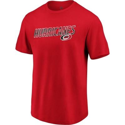 NHL Carolina Hurricanes Men's Engage Horizon Short Sleeve T-Shirt - XL