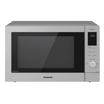 Panasonic HomeChef 4-in-1 1.2 cu ft Multi-Oven with Airfryer, Microwave, Convection Oven and Broiler – NN-CD87KS