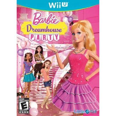 Barbie: Dreamhouse Party Wii-U