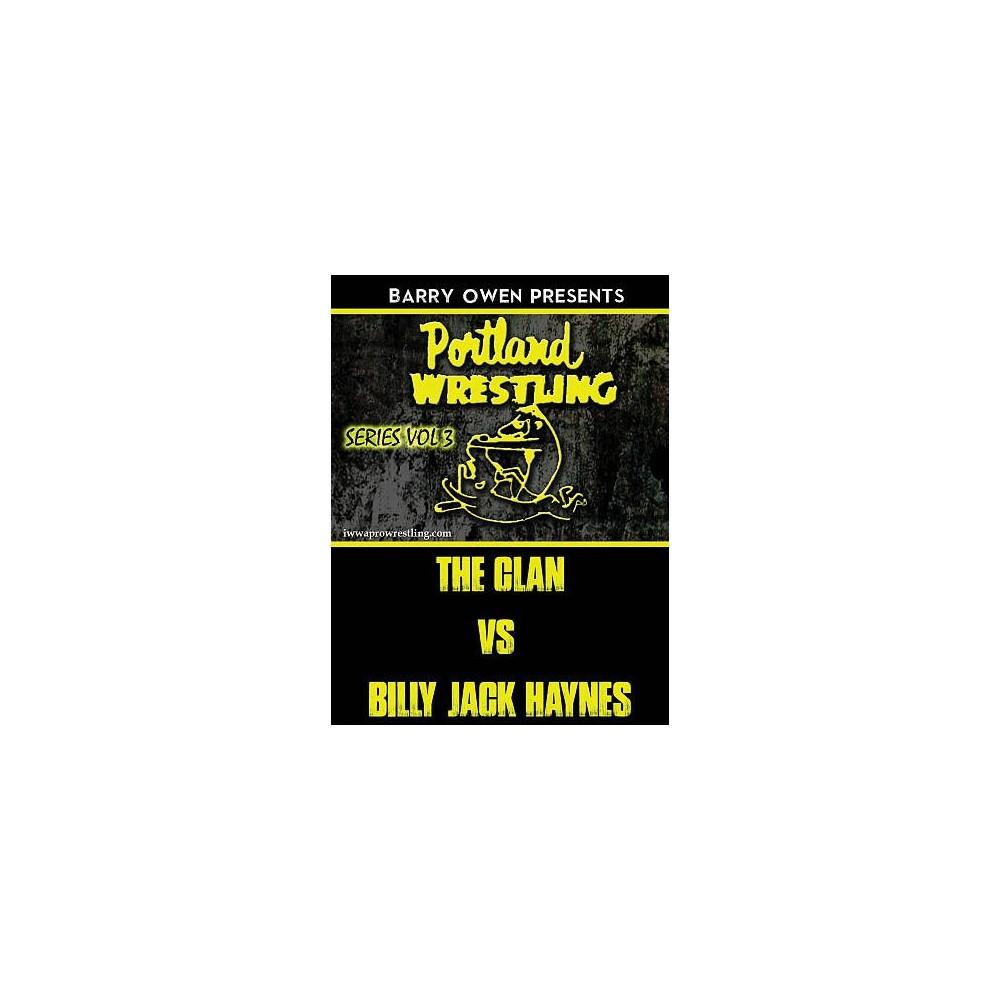 Barry Owen Presents Portland:V3 (Dvd)