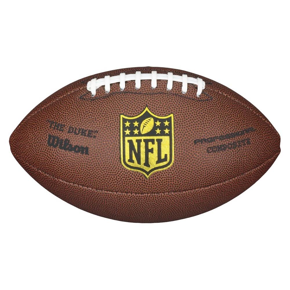 Wilson The Duke Replica Football