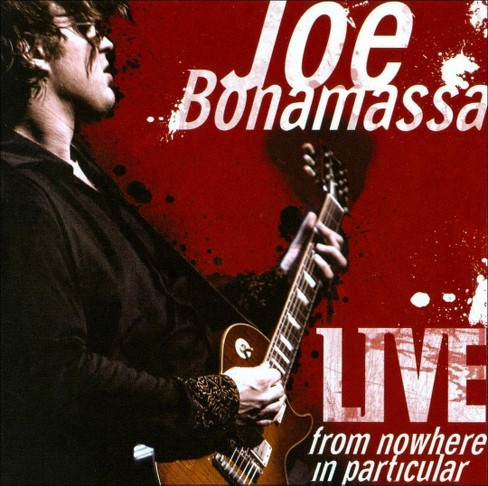 Joe bonamassa - Live from nowhere in particular (CD) - image 1 of 1