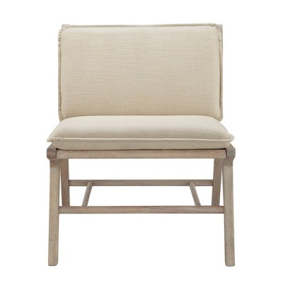 Melbourne Accent Chair Tan/Natural