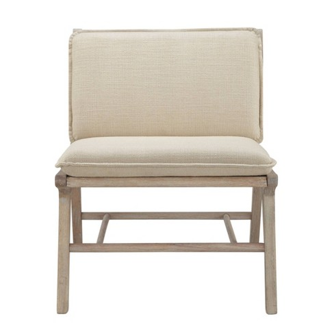 Melbourne Accent Chair Tan/Natural - image 1 of 4