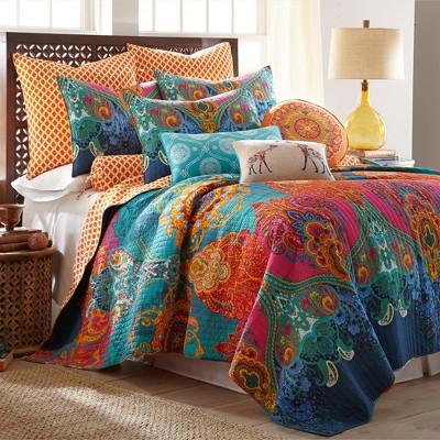 Mackenzie Quilt and Pillow Sham Set - Levtex Home