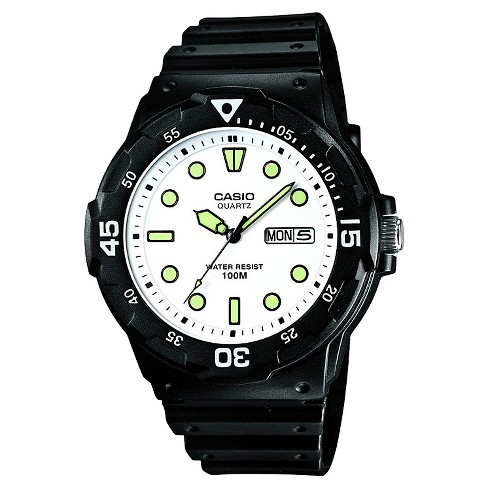 Casio Men's Wristwatch - Black - image 1 of 2
