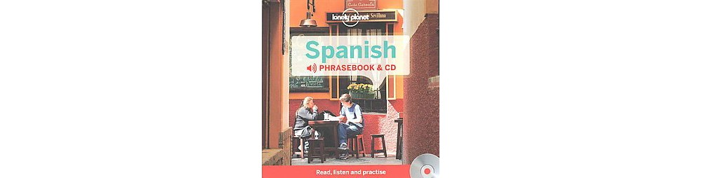 Lonely Planet Spanish Phrasebook (Bilingual) (Paperback)