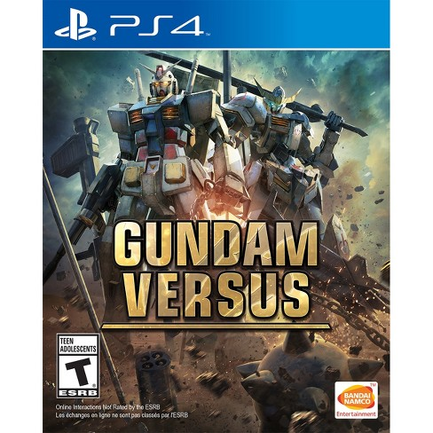 Gundam Versus PlayStation 4 - image 1 of 9