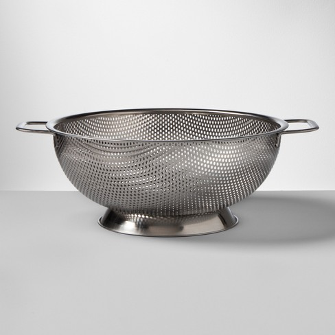 Stainless Steel Mesh Strainer Large - Made By Design™ - image 1 of 4
