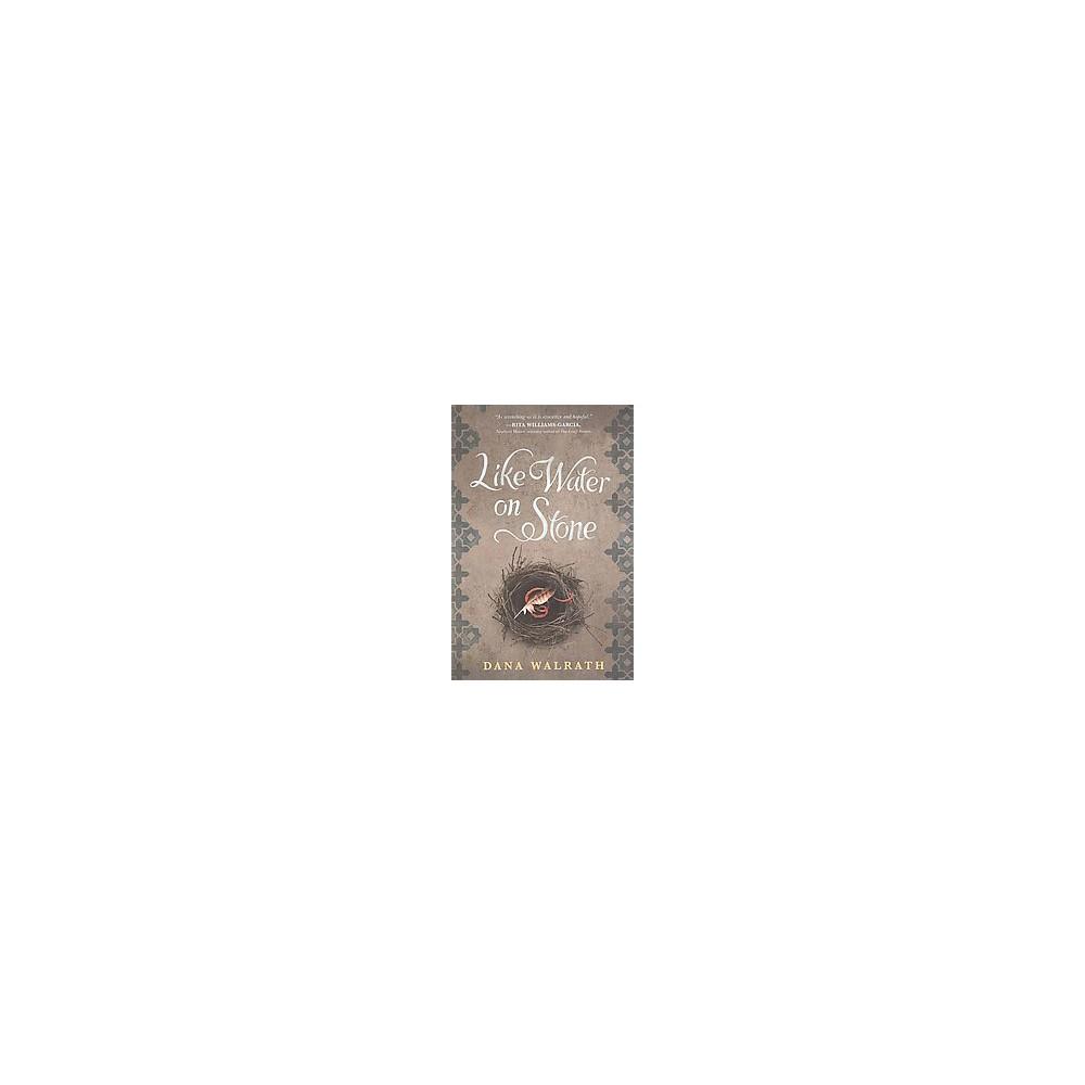 Like Water on Stone (Reprint) (Paperback) (Dana Walrath)