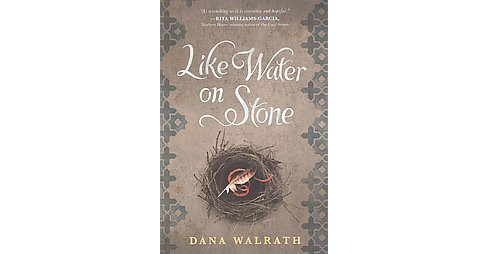 Like Water on Stone (Reprint) (Paperback) (Dana Walrath) - image 1 of 1