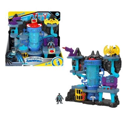 Imaginext DC Super Friends Batman Bat-Tech Batcave Playset