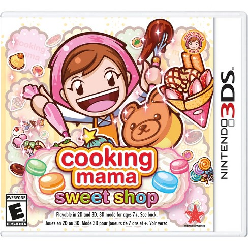 Cooking Mama Sweet Shop Nintendo 3DS - image 1 of 9