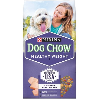 Dog Food: Purina Dog Chow Healthy Weight
