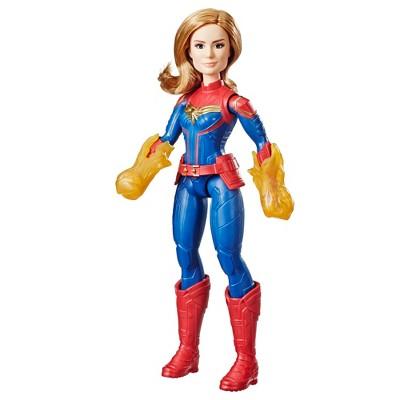 Marvel Cosmic Captain Super Hero Doll