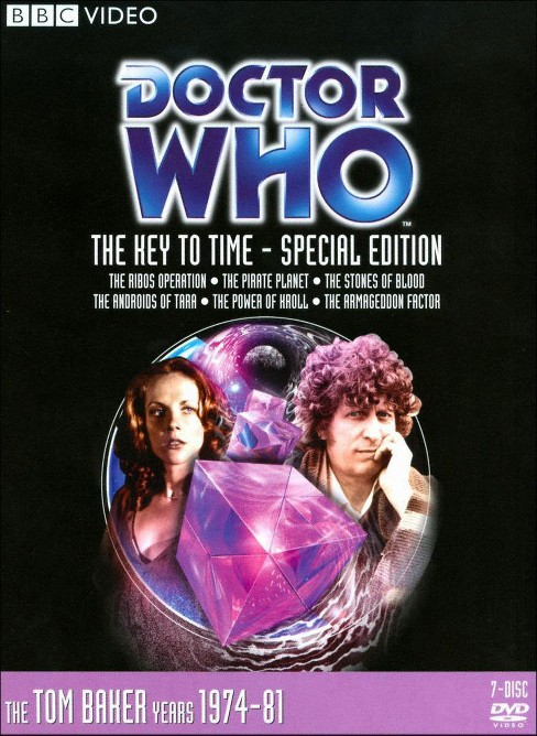 Doctor who:Key to time se 98 99 100 1 (DVD) - image 1 of 1