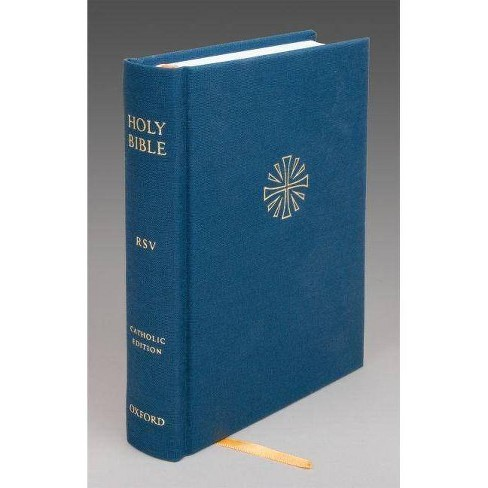 Compact Bible-RSV - (Hardcover) - image 1 of 1