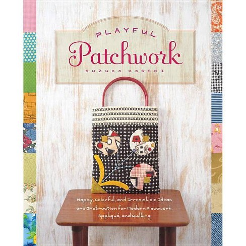 Playful Patchwork - by  Suzuko Koseki (Paperback) - image 1 of 1