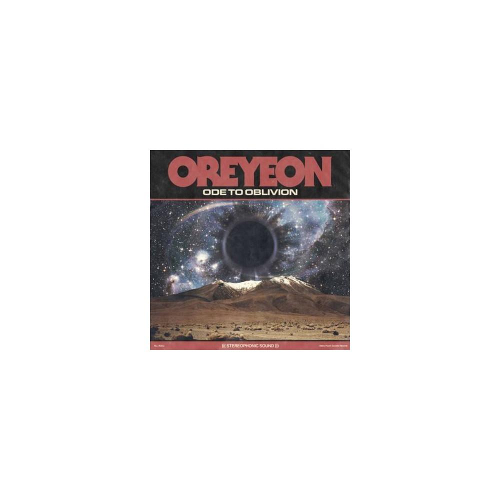 Oreyeon - Ode To Oblivion (Vinyl)