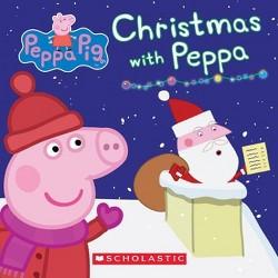 Peppa Pig Peppa's Christmas (Paperback) (Neville Astley)