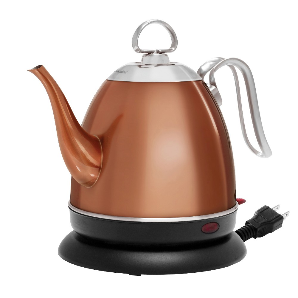 Image of Chantal Mia Electric Kettle 32oz - Copper