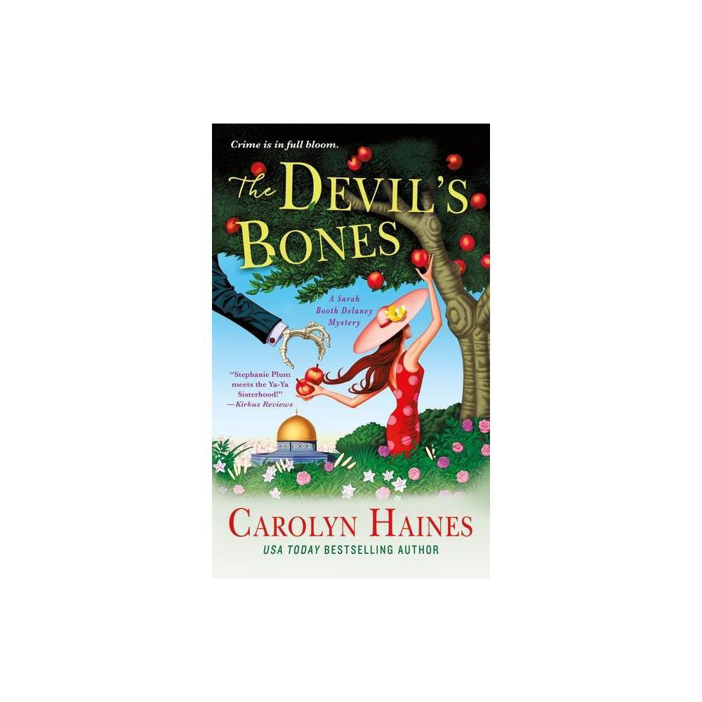 The Devil S Bones Sarah Booth Delaney Mystery 21 By Carolyn Haines Paperback
