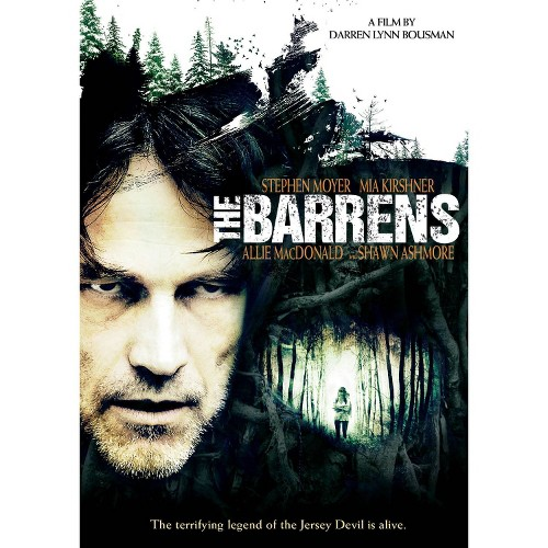 The Barrens (DVD), Movies