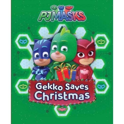 Save Christmas.Gekko Saves Christmas Pj Masks Board Book