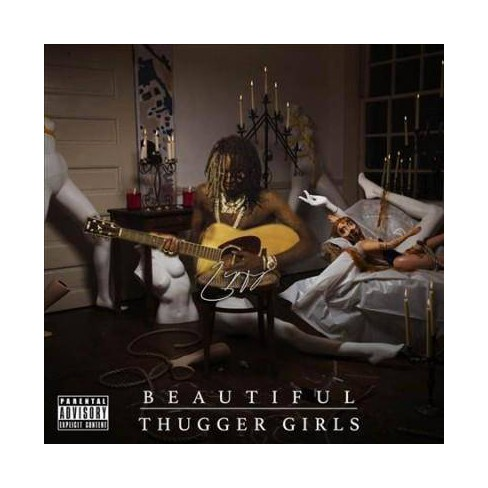 Young Thug - Beautiful Thugger Girls (Vinyl) - image 1 of 1