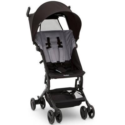 Delta Children Clutch Plus Travel Stroller with Recline