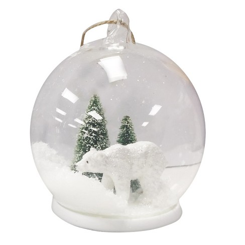 Bear and Trees Cloche - Wondershop™ - image 1 of 1