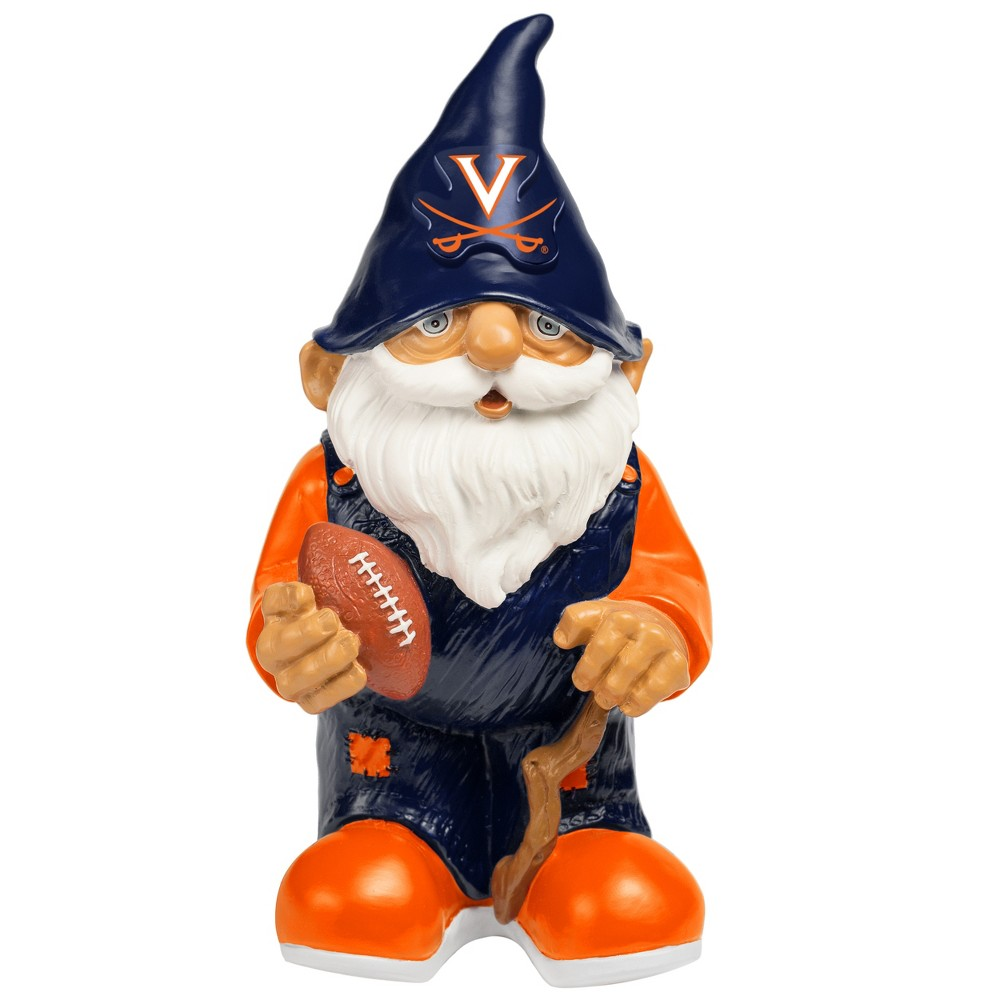 NCAA Virginia Cavaliers Mini 8 Gnome