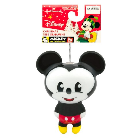 about this item - Mickey Mouse Christmas Tree Ornaments