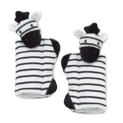 GO by Goldbug Zebra Car Seat Strap Cover