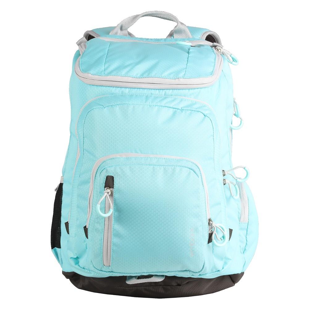 "Image of ""19"""" Jartop Elite Backpack - Seafoam/Gray - Embark , Seafoam/Grey"""